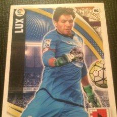 Cromos de Fútbol: ADRENALYN XL 2015/16 - LUX - DEPORTIVO - NUM 102. Lote 74996143