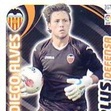 Cromos de Fútbol: ADRENALYN 2011 2012 - Nº 367 DIEGO ALVES (PLUS DEFENSA) - VALENCIA CF - NUEVO DE SOBRE.. Lote 76646826