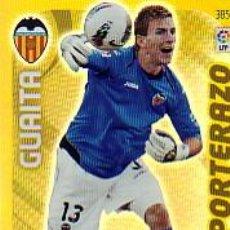 Cromos de Fútbol: ADRENALYN 2011 2012 - Nº 385 GUAITA (PORTERAZO) - VALENCIA CF - NUEVO. Lote 98985622