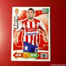 Cromos de Fútbol: CROMO PANINI ADRENALYN XL 2010-2011 (SPORTING GIJON) BARRAL. Lote 75795046