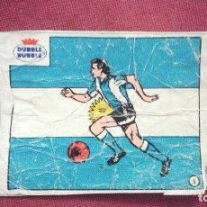 Cromos de Fútbol: DUBBLE BUBBLE FUTBOL MUNDIAL CAMPEONES DE LA COPA DEL MUNDO ARGENTINA 1978. Lote 75798747