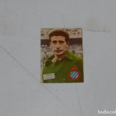 Cromos de Fútbol: RCD ESPAÑOL - PIRIS - CAMPEONATO DE LIGA 1961 - 62 , EDT FHER 1961 , SIN PEGAR. Lote 180012902