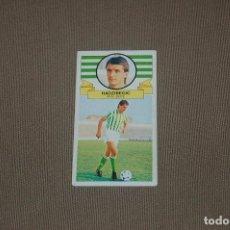 Cromos de Fútbol: CROMO SIN PEGAR LIGA ESTE 85 86 1985 1986 HADZIBEGIC FICHAJE 25 BIS BETIS. Lote 76824695