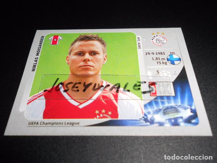 niklas moisander-AFC Ajax Adrenalyn XL Champions League 13//14