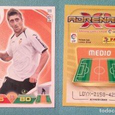 Cromos de Fútbol: PANINI - CROMO DE FUTBOL - ADRENALYN 2011-12 Nº 320 - PABLO HERNANDEZ - VALENCIA CF. Lote 77949237