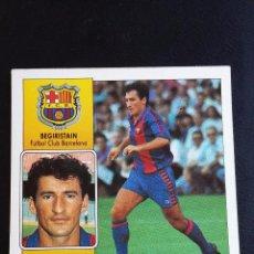 Cromos de Fútbol: ESTE 92/93 1992 1993 - BEGIRISTAIN - FC. BARCELONA ( NUNCA PEGADO ). Lote 78273365