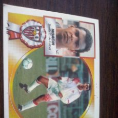 Cromos de Fútbol: CROMO EDICIONES ESTE 94/95 1994/1995 MOACIR SEVILLA COLOCA SIN PEGAR. Lote 78322521