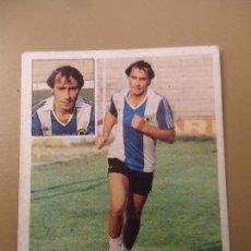 Cromos de Fútbol: ALF ESTE 81 82 1981 1982 MULLER U F 28 HERCULES NUNCA PEGADO. Lote 79031969