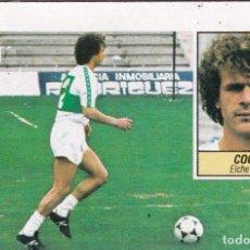 Cromos de Fútbol: ESTE 84/85 COCO COLOCA (RECUPERADO) . Lote 79671781