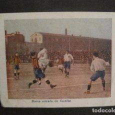 Cromos de Fútbol: FUTBOL -CROMO FOTOTIPIA - FEDERACION CATALANA -VER FOTOS -(V-9828). Lote 80234865