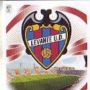 Cromos de Fútbol: ESTE 2012 2013 - LEVANTE UD - ESCUDO - NUEVO DE SOBRE. Lote 168521322