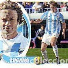 Cromos de Fútbol: ESTE 2012 2013 - MALAGA CF - MERCADO INVIERNO + AMPLIACIÓN Nº 23 LUGANO - NUEVO DE SOBRE. Lote 187486345