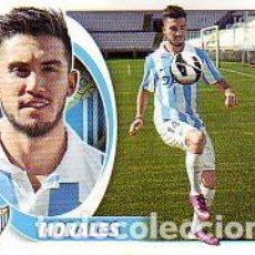 Cromos de Fútbol: ESTE 2012 2013 - MALAGA CF - MERCADO INVIERNO + AMPLIACIÓN Nº 24 MORALES - NUEVO DE SOBRE. Lote 187486415
