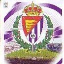 Cromos de Fútbol: ESTE 2012 2013 - VALLADOLID CF - ESCUDO - NUEVO DE SOBRE. Lote 168521357