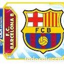 Cromos de Fútbol: ESTE 2011 2012 - F.C. BARCELONA B - ESCUDO - NUEVO DE SOBRE. Lote 168521890