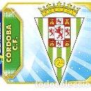 Cromos de Fútbol: ESTE 2011 2012 - CÓRDOBA C.F. - ESCUDO - NUEVO DE SOBRE. Lote 168521569