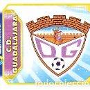 Cromos de Fútbol: ESTE 2011 2012 - C.D. GUADALAJARA - ESCUDO - NUEVO DE SOBRE. Lote 168521586