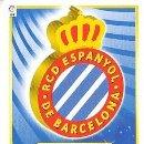 Cromos de Fútbol: ESTE 2011 2012 - RCD ESPANYOL - ESCUDO - NUEVO DE SOBRE. Lote 168521404