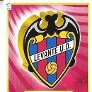 Cromos de Fútbol: ESTE 2011 2012 - LEVANTE UD - ESCUDO - NUEVO DE SOBRE. Lote 168521820