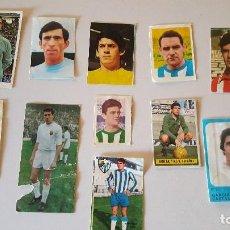 Cromos de Fútbol: LOTE DE CROMOS (11) - DISTINTOS AÑOS. Lote 82205892