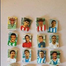 Cromos de Fútbol: LOTE DE 133 CROMOS - ED. RUIZ ROMERO - 1967. Lote 82207336