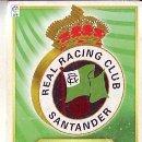 Cromos de Fútbol: ESTE 2011 2012 - RACING SANTANDER - ESCUDO - NUEVO DE SOBRE. Lote 168521748