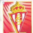 Cromos de Fútbol: ESTE 2011 2012 - SPORTING GIJON - ESCUDO - NUEVO DE SOBRE. Lote 168521413