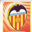 Cromos de Fútbol: ESTE 2011 2012 - VALENCIA CF - ESCUDO - NUEVO DE SOBRE. Lote 168521776