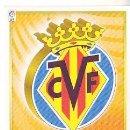 Cromos de Fútbol: ESTE 2011 2012 - VILLARREAL CF - ESCUDO - NUEVO DE SOBRE. Lote 168521732