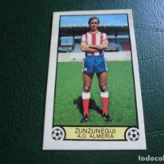 Cromos de Fútbol: ZUNZUNEGUI ALMERIA ED ESTE 79 80 CROMO FUTBOL LIGA 1979 1980 - DESPEGADO - 61. Lote 82618540