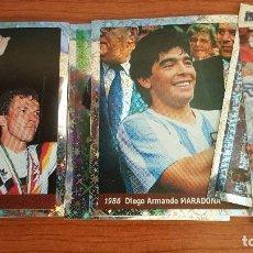 Cromos de Fútbol: CROMOS WORLD CUP FRANCE 98 (LOTE 18 CROMOS). Lote 149592290