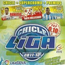 Cromos de Fútbol: ESCUDO (VILLARREAL) - CROMO CHICLE LIGA 2011-2012 PANINI - LIGA 11-12. Lote 82978544