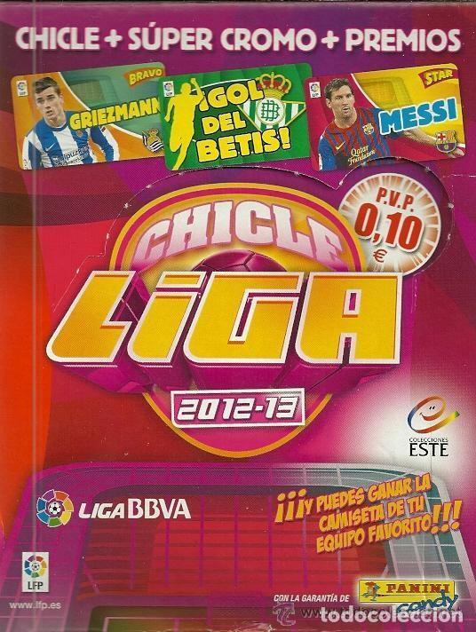 MIKU (GETAFE) - CROMO CHICLE LIGA 2012 2013 PANINI - LIGA 12-13 (Coleccionismo Deportivo - Álbumes y Cromos de Deportes - Cromos de Fútbol)