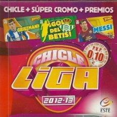Cromos de Fútbol: ¿ QUIEN ES ? (GETAFE) - CROMO CHICLE LIGA 2012 2013 PANINI - LIGA 12-13. Lote 82992908