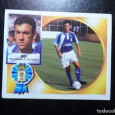 Cromos de Futebol: OLI DEL OVIEDO ALBUM ESTE LIGA 1994 - 1995 ( 94 - 95 ). Lote 175329539
