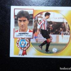 Cromos de Futebol: HERRERO DEL LOGROÑES ALBUM ESTE LIGA 1994 - 1995 ( 94 - 95 ). Lote 137670354
