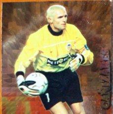 Figurine di Calcio: 543 - CAÑIZARES (VALENCIA) ZAMORA - MUNDICROMO 2002/2003. Lote 205545676