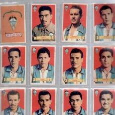 Cromos de Fútbol: ALCOYANO C. F. CAMPEONES 2ª DIVISION AÑO 1949 BRUGUERA. Lote 84197332