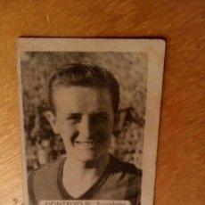 Cromos de Fútbol: EDITORIAL RUIZ ROMERO - 1950 1951 - 50 51 - GONZALVO III - FC BARCELONA. Lote 84383472