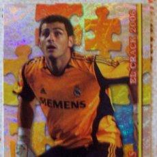 Cromos de Fútbol: 52 - CASILLAS (REAL MADRID) EL CRACK 2006 - MUNDICROMO 2006 2007. Lote 84832292