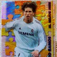 Cromos de Fútbol: 54 - SERGIO RAMOS (REAL MADRID) EL MEJOR 2006 - MUNDICROMO 2006 2007. Lote 84858796