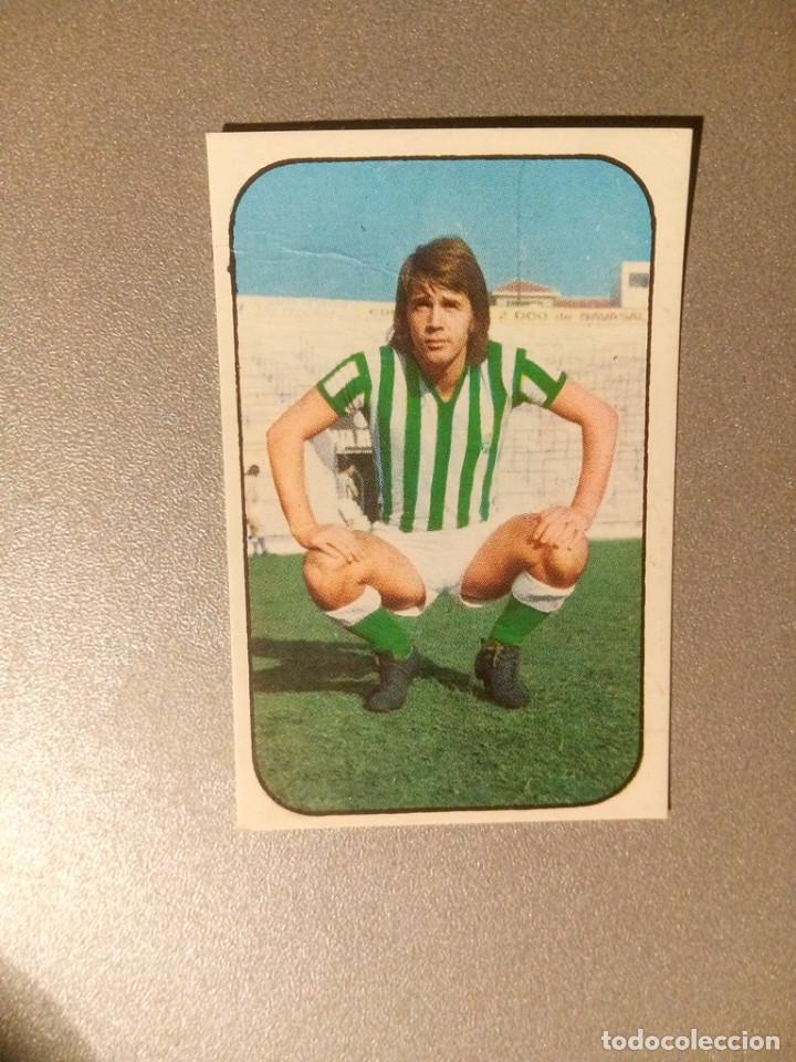 EDICIONES ESTE 1976 1977 - 76 77 - ANZARDA - REAL BETIS (Coleccionismo Deportivo - Álbumes y Cromos de Deportes - Cromos de Fútbol)