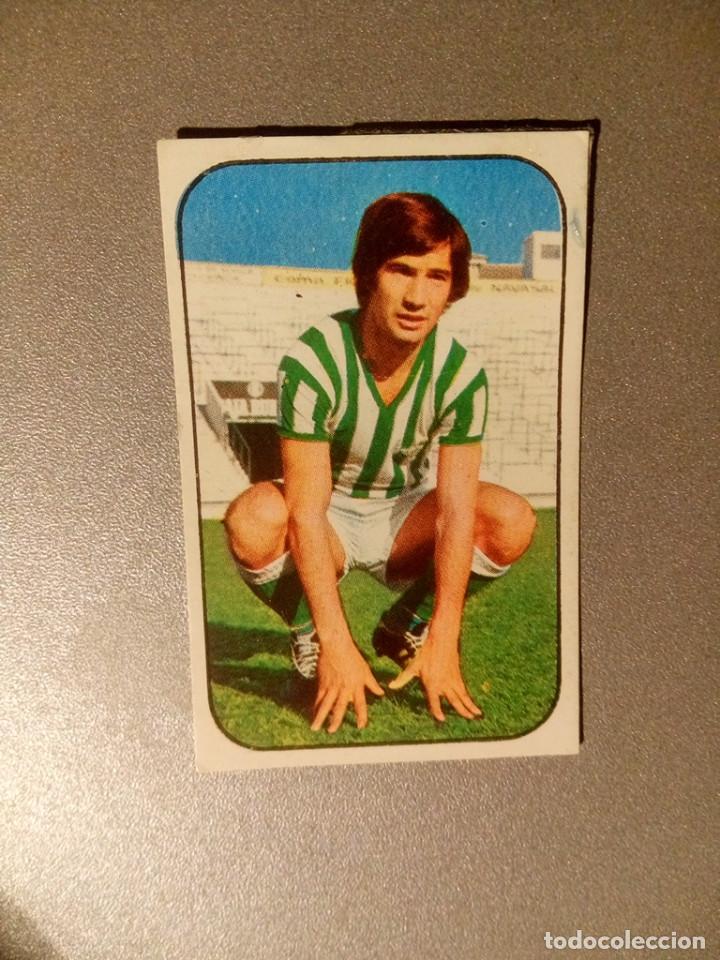 EDICIONES ESTE 1976 1977 - 76 77 - LOPEZ - REAL BETIS (Coleccionismo Deportivo - Álbumes y Cromos de Deportes - Cromos de Fútbol)