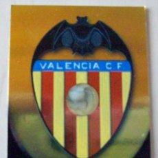 Figurine di Calcio: 1 - ESCUDO (VALENCIA F.C.) MUNDICROMO 2002 2003 BRILLO. Lote 205545613