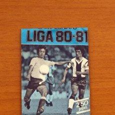 Cromos de Fútbol: SOBRE SIN ABRIR - EDICIONES ESTE - LIGA 1980-1981, 80-81 - AZUL. Lote 1412892