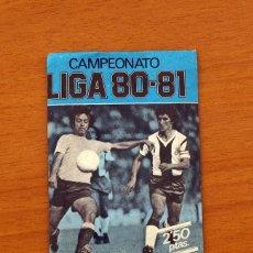 Cromos de Fútbol: SOBRE SIN ABRIR - EDICIONES ESTE - LIGA 1980-1981, 80-81 - AZUL. Lote 2812310