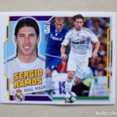 Cromos de Fútbol: 3 - SERGIO RAMOS (REAL MADRID) CROMO ESTE 2010 2011 PANINI. Lote 85710876