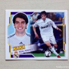 Cromos de Fútbol: 13 - KAKA (REAL MADRID) CROMO ESTE 2010 2011 PANINI. Lote 85711152