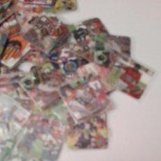 Cromos de Fútbol: LOTE DE TAZOS FLAPS LIGA 2006/07 95 EN SU ENVOLTORIO Y 20 SUELTOS. Lote 86170451