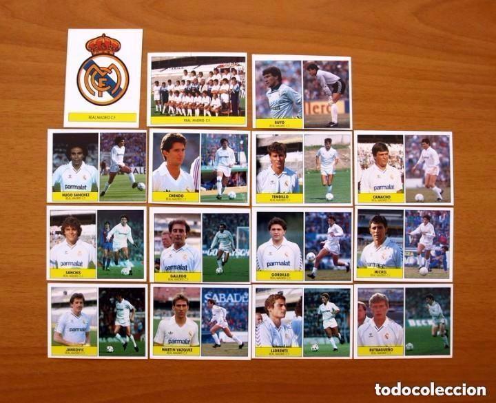Cromos de Fútbol: Liga 1987-1988, 87-88 - Ediciones Festival - 300 cromos nuevos, es la colección completa, ver fotos - Foto 2 - 86418452